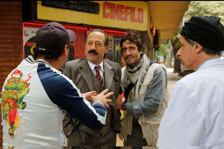 El robo del siglo: Francella, Peretti y Ferro, los ladrones de película