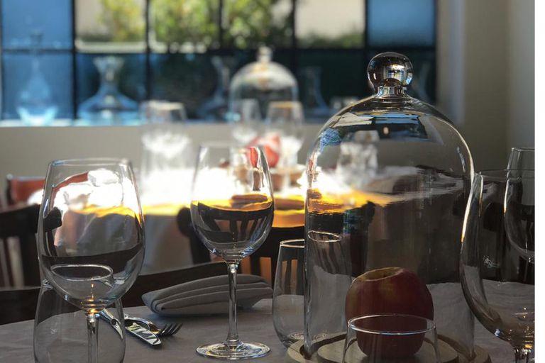 Entra el sol en su restaurante en Alta Gracia
