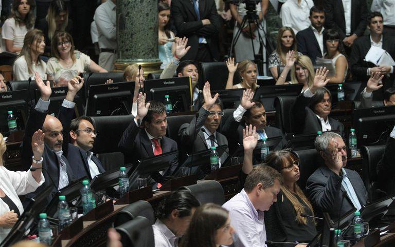 El convenio entre la Nación y la Ciudad fue avalado por 39 diputados; tres votaron en contra y 11 se abstuvieron