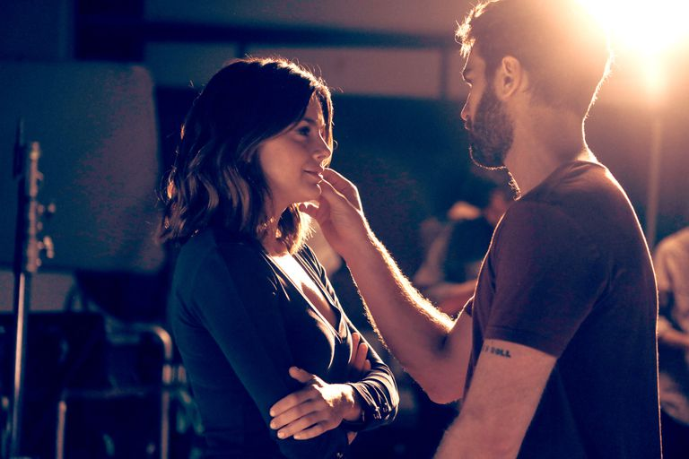 Natalie Pérez y Nicolás Furtado en Amor de película, uno de los estrenos argentinos de este jueves