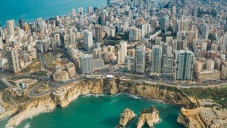 Una imagen actual de El Líbano