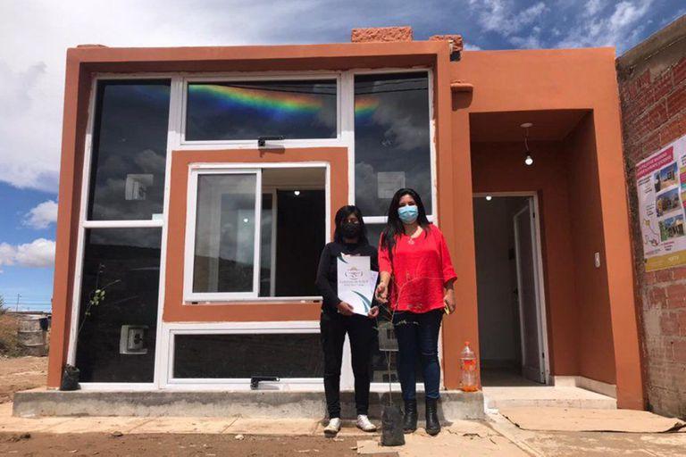 Prototipo de vivienda sustentable en La Quiaca