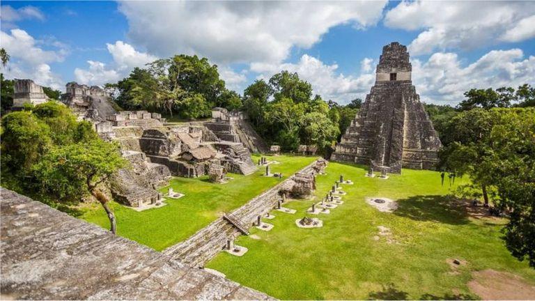 El brillante invento de los mayas para levantar una majestuosa cudad en un lugar sin agua