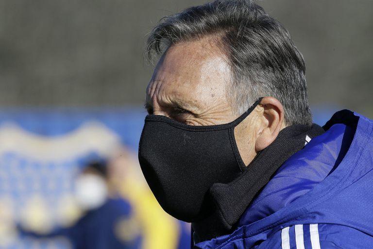 Miguel Russo sabe que se viene una agenda intensa para Boca