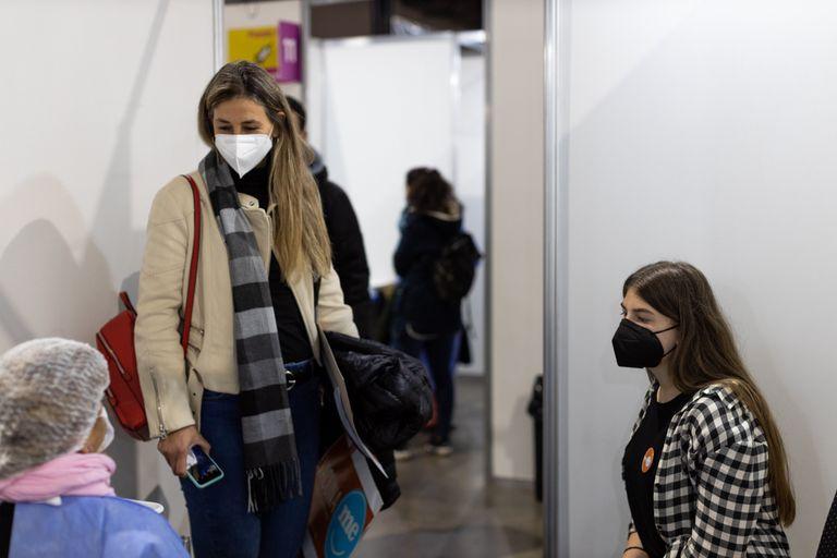 En las últimas dos semanas subieron más del 50% los contagios