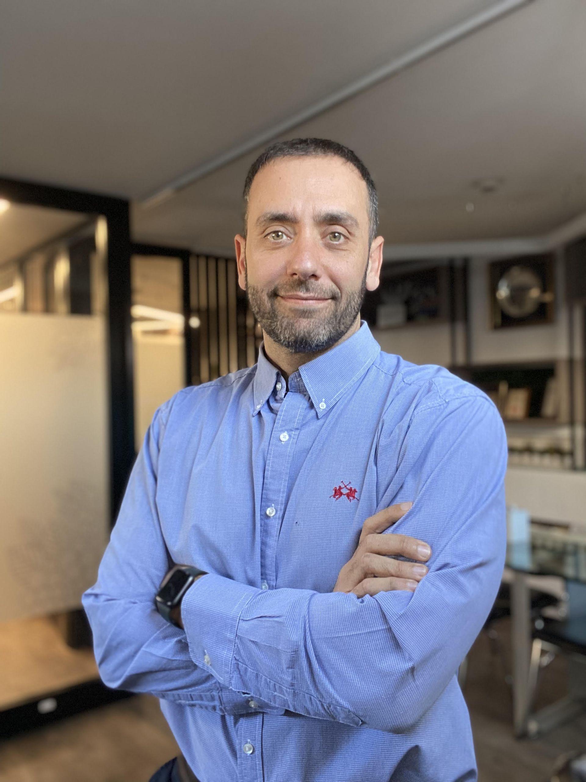 Pablo Gorkin, presidente de Shopping del Siglo, ubicado en la ciudad de Córdoba,