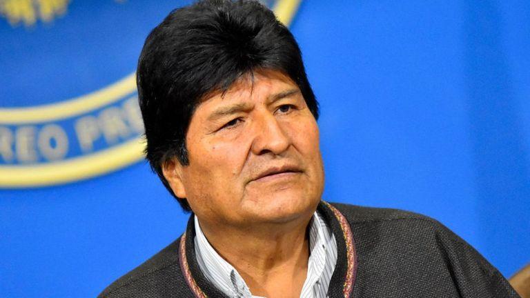 Evo Morales renunció a la presidencia poco después de convocar nuevas elecciones.