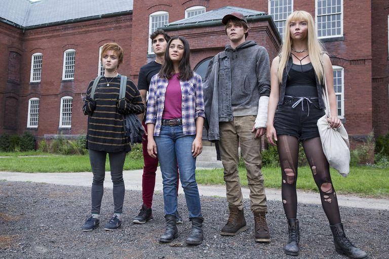 Los Nuevos Mutantes: opaco spin-off de la saga X-Men con aires de drama juvenil