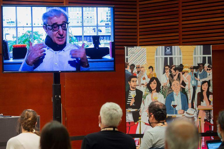 Comenzó el festival San Sebastián con el estreno del nuevo film de Woody Allen