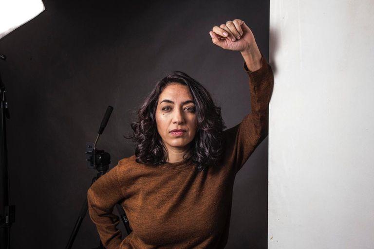 Lorena Vega y su hit teatral de tinta negra