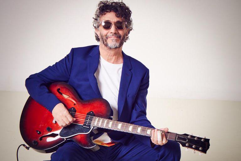 Fito Páez celebra los 70 años de Charly con un concierto en el Colón