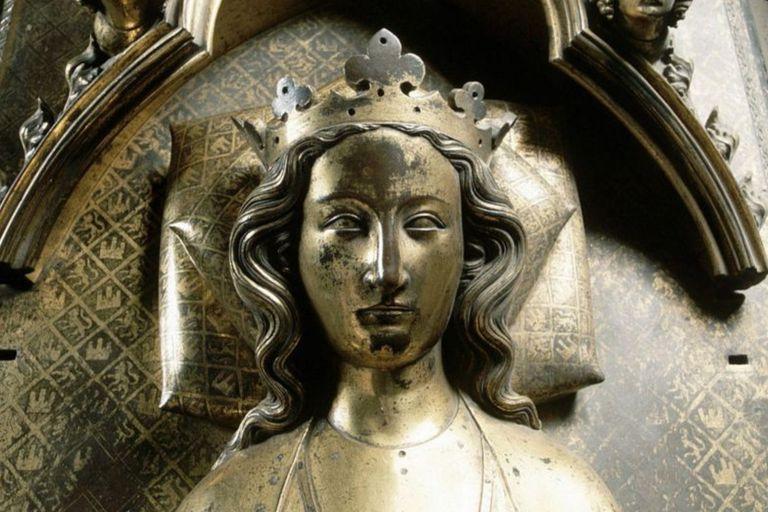 El de Leonor de Castilla y Eduardo I era un buen matrimonio y tuvieron 15 hijos, de los cuales 8 sobrevivieron