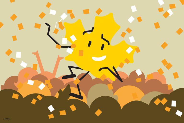Pronóstico del tiempo: bien hecho, otoño