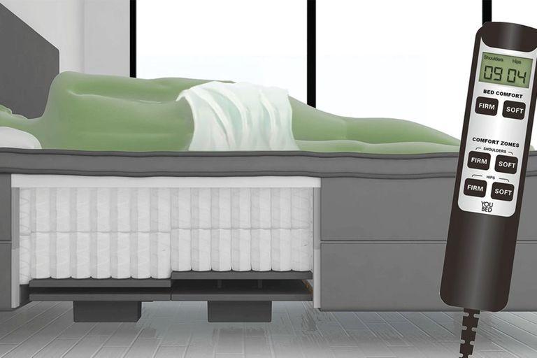 Mullidos o firmes, ahora también se podrá elegir el colchón preferido en hoteles