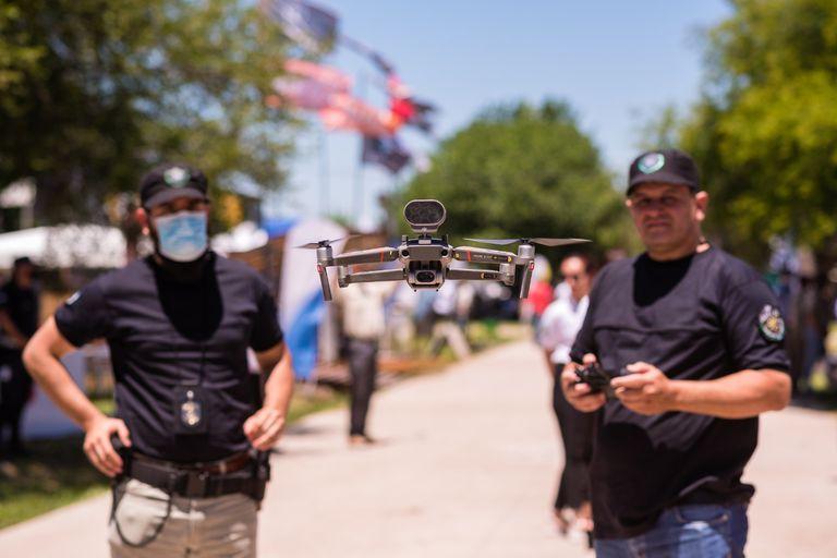 En Corrientes la policía usará drones para el patrullaje de los campos
