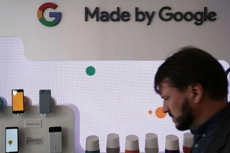 Alphabet es la empresa matriz de Google