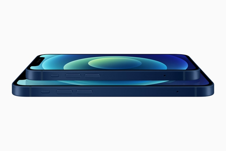 Con tres tamaños de pantalla, Apple lanzó cuatro modelos de iPhone 12 que tienen características en común y configuraciones puntuales que marcan la diferencia en cada propuesta