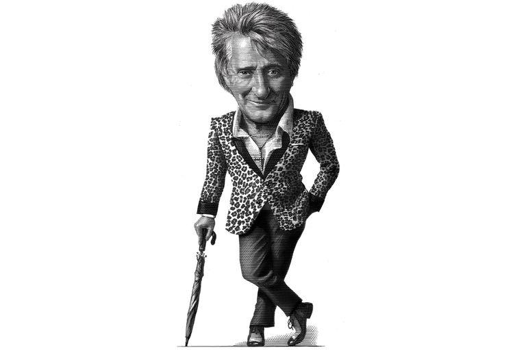 "Rod Stewart: ""Me metí en muchos problemas por hablar mal de Elton John"""
