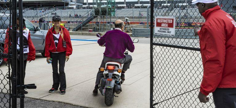El patrón invisible del motociclismo