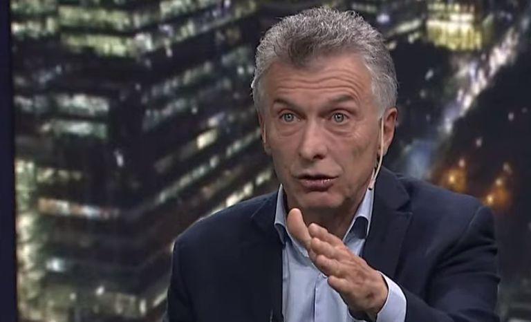 El duro mensaje de Macri al Gobierno tras los actos de violencia en Río Negro