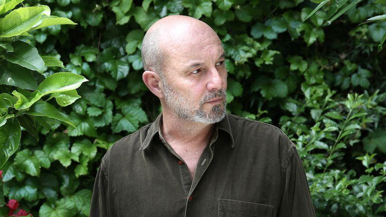 """Sergio Bizzio, autor de """"Rabia"""""""