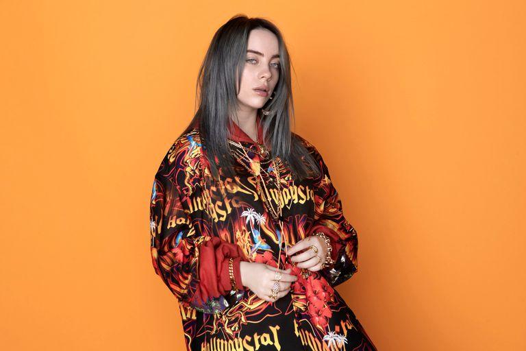 La cantante confesó que acostumbraba a usar ropa suelta y holgada como un modo de protegerse frente a los comentarios negativos de las personas