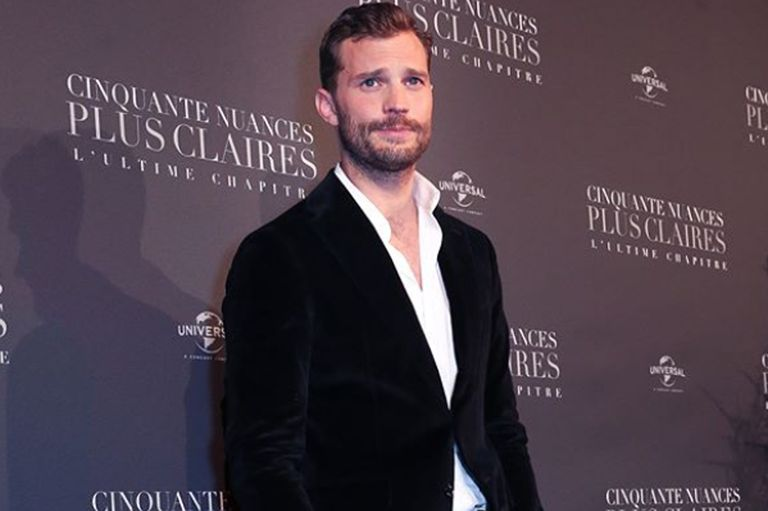 Jamie Dornan dijo que no volvería a interpretar a Christian Grey