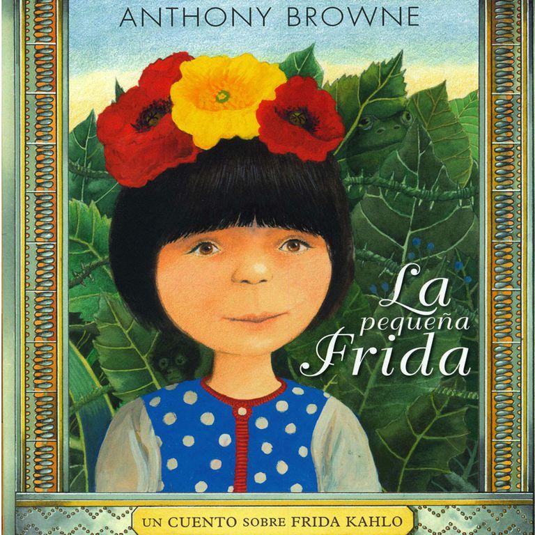 La infancia de Kahlo narrada por Browne