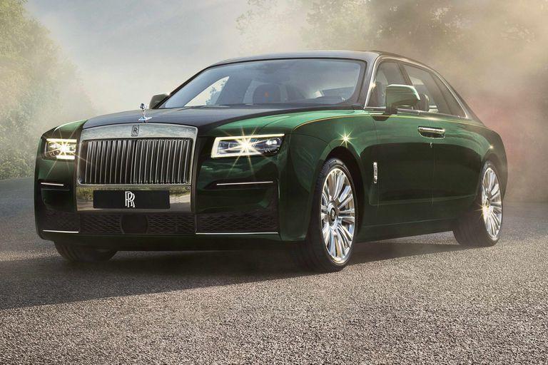 """Rolls-Royce Ghost, el lujo en versión """"accesible"""""""