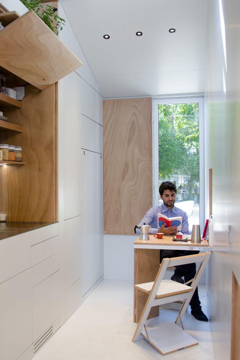 Vivir en 18 metros cuadrados es posible