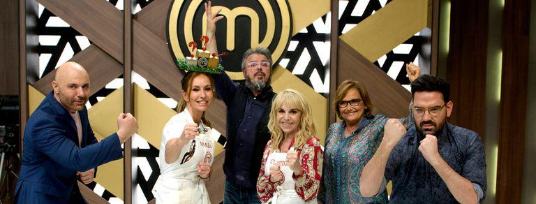 Claudia Villafañe y Analía Franchín anticipan la final de MasterChef Celebrity