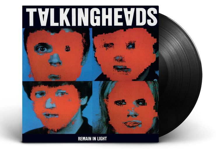 Remain in Light: la historia detrás del álbum de Talking Heads