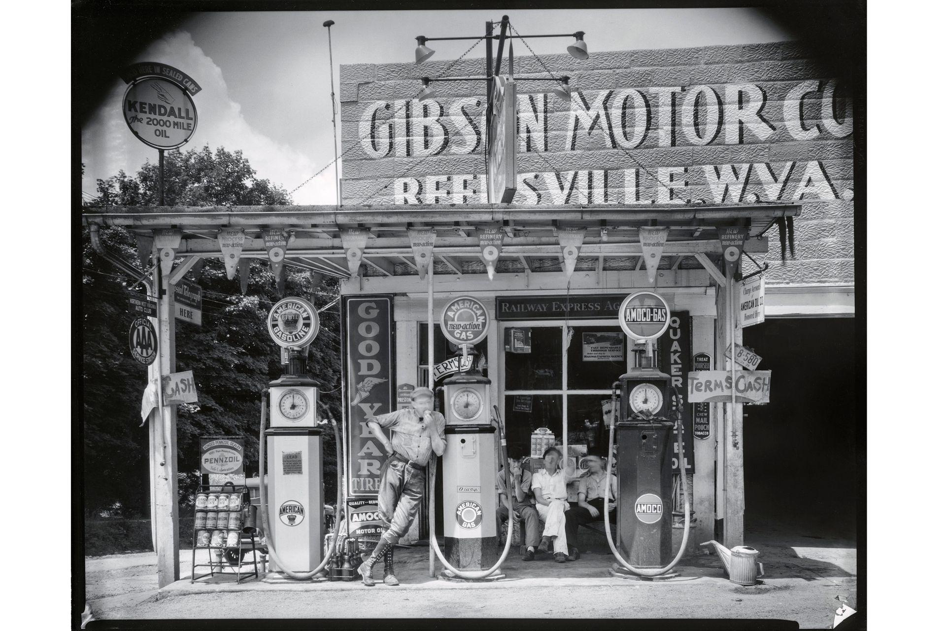 Walker Evans (Saint Louis, Missouri, 1903-New Haven, Connecticut, 1975). Se convirtió en una leyenda de la fotografía documental