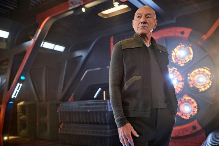 Llega Picard, una serie intergaláctica diferente en tiempos de Trump y Brexit