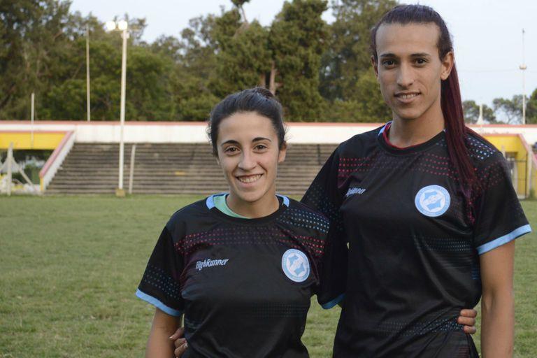 Ludmila Angeli y Mara Gómez, las incorporaciones de Villa San Carlos