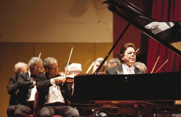 """Bruno Gelber: """"No podría vivir sin un piano al lado"""""""