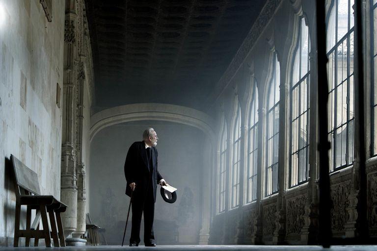 En Mientras dure la guerra, Unamuno vuelve a Salamanca a brindar el discurso que cambiará la historia