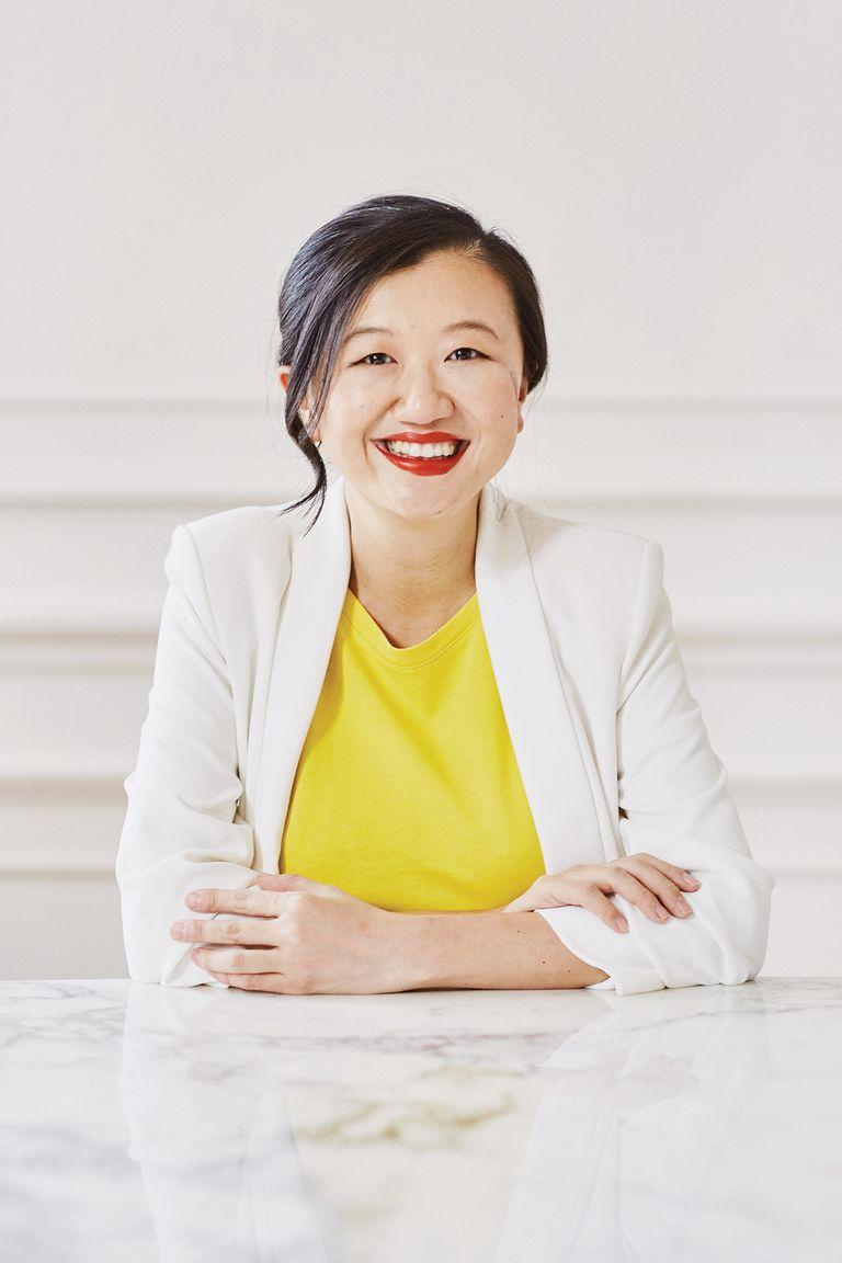Karina Gao nació en el sur de China hace 36 años; a los 9, llegó con sus padres a la Argentina