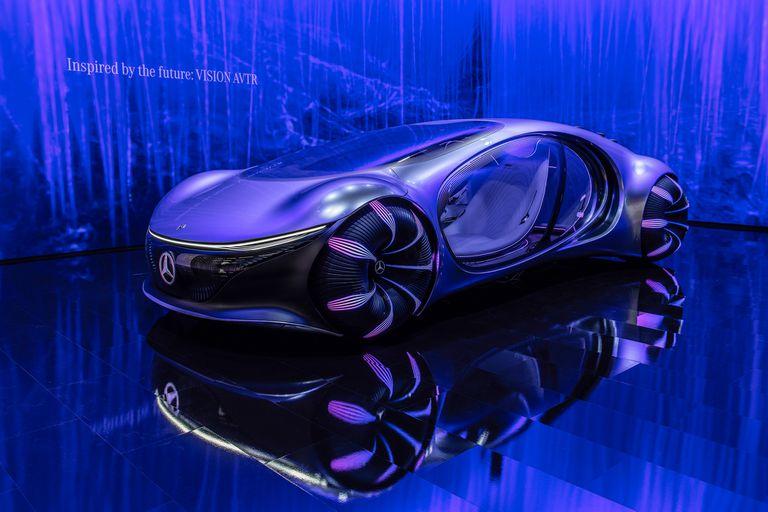 Mercedes desarrolla un novedoso sistema para controlar las funciones de un auto