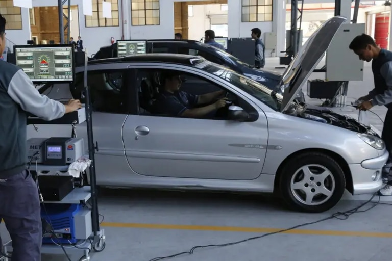 VTV en la provincia de Buenos Aires: reprogramarán los turnos para vehículos particulares