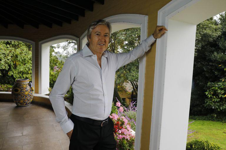"""Alejandro Roemmers: """"La imagen del escritor bohemio es un cliché total"""""""