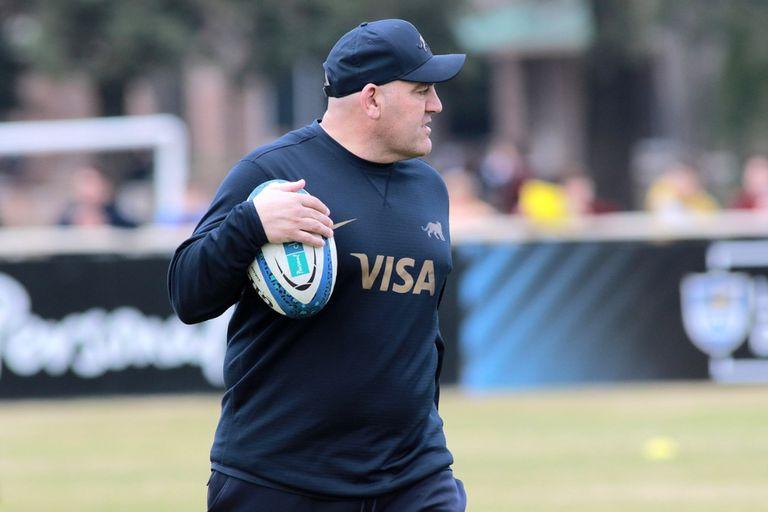 Mario Ledesma explicó que los Pumas también jugará por Diego Maradona ante los All Blacks.