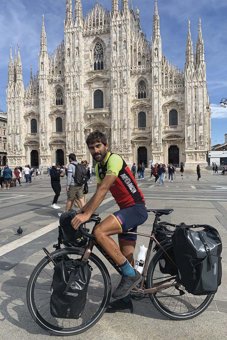 Catedral, Milán. 26 de septiembre de 2020.