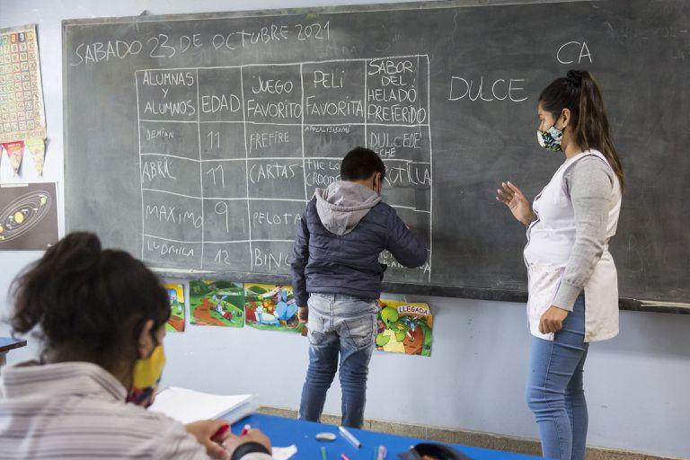 El pedido de 3000 familias para garantizar los días de clases en 2022