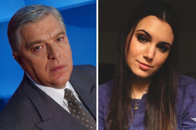 Después de la polémica con Santos Biasatti, su nieta Agostina ahora trabaja con él