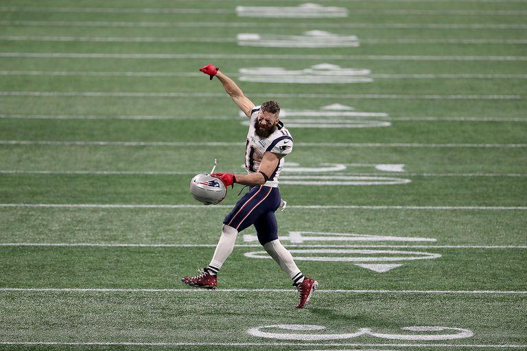 New England Patriots ganó la final ante Los Angeles Rams, y es el nuevo campeón del Super Bowl 2019