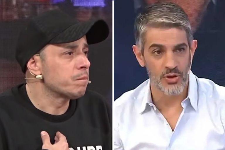 El Dipy volvió a arremeter contra Pablo Echarri en las redes sociales y, una vez más, se cruzaron en una dura pelea virtual