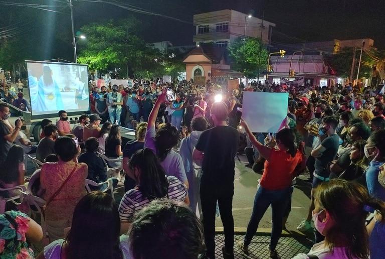 Sexto día de protestas en la capital formoseña