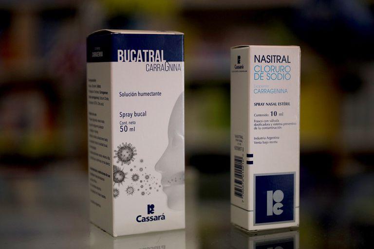 El medicamento se comercializa hace años con autorización de la Anmat pero para su uso como descongestionante, humectante y suavizante de fosas nasales