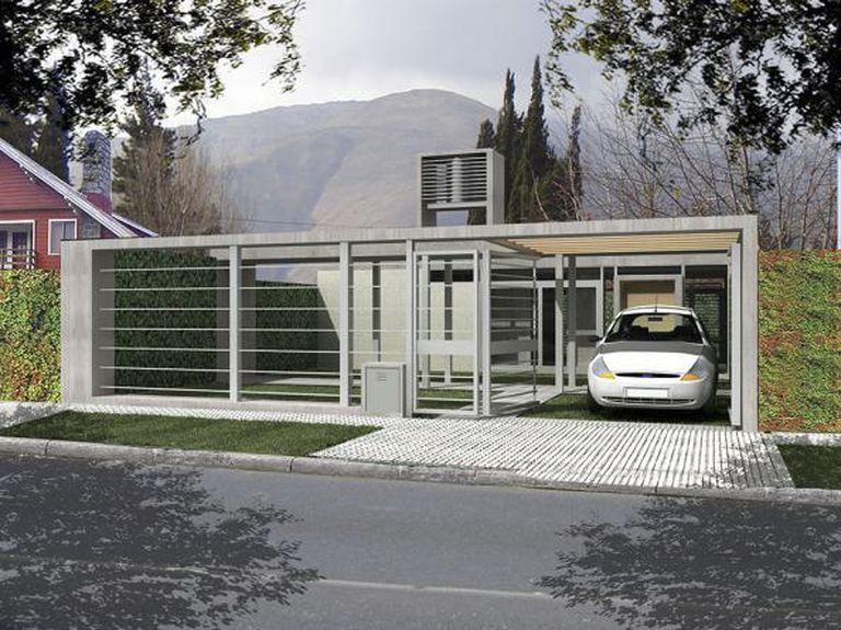 Créditos Casa Propia: 9 modelos de viviendas de hasta 60m2 que podés construir